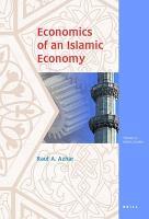 Economics of an Islamic Economy PDF