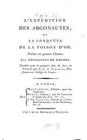 L' Expedition des Argonautes