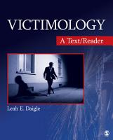 Victimology PDF