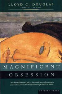 Magnificent Obsession Book