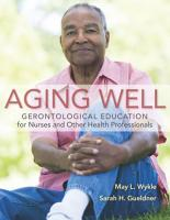 Aging Well PDF