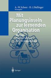 Mit Planungsinseln zur lernenden Organisation: Konzept, Praxiserfahrung, Einführungsstrategie