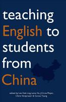 Teaching English to Students from China PDF