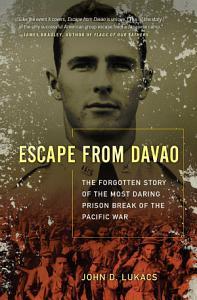 Escape From Davao Book