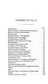 Algic Researches: Comprising Inquiries Respecting the Mental Characteristics of the North American Indians. First Series. Indian Tales and Legends, Volumes 1-2