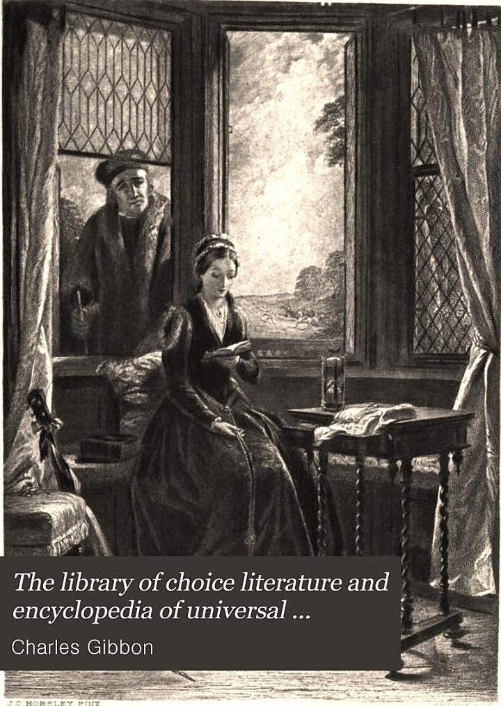 The Library of Choice Literature and Encyclopedia of Universal Authorship