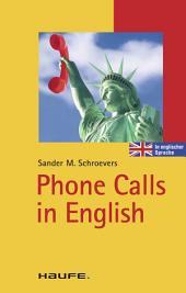 Phone Calls in English: TaschenGuide