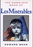 The Complete Book of Les Miserables PDF