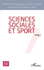 Sciences Sociales et Sport n° 7