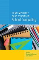 Contemporary Case Studies in School Counseling PDF