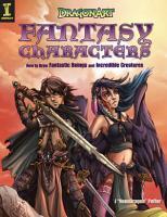 DragonArt Fantasy Characters PDF
