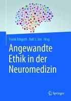 Angewandte Ethik in der Neuromedizin PDF