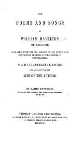 The Poems and Songs of W. H. ... with Illustrative Notes, and an Account of the Life of the Author, by James Paterson. [With a Portrait.]
