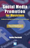 Social Media Promotion For Musicians--