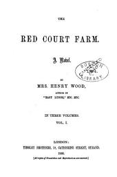 The Red Court Farm: A Novel, Volume 1
