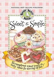 Sweet Simple Cookbook Book PDF
