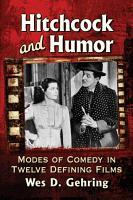 Hitchcock and Humor PDF