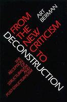 From The New Criticism To Deconstruction