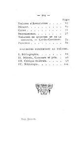 Almanach des spectacles: continuant l'ancien Almanach des spectacles