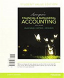 Horngren s Financial and Managerial Accounting  Student Value Edition