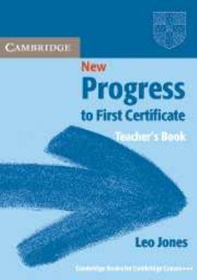 New Progress to First Certificate Teacher s Book