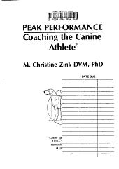 Peak Performance PDF