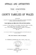 Annals and Antiquities of the Counties and County Families of Wales