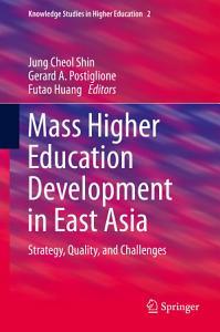 Mass Higher Education Development in East Asia PDF