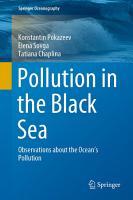 Pollution in the Black Sea PDF