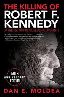 The Killing of Robert F  Kennedy