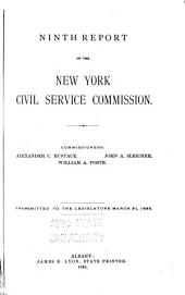 Annual Report - Department of Civil Service and Civil Service Commission