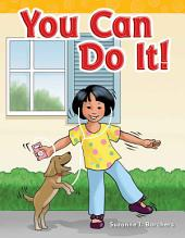 You Can Do It!: Short Vowel Storybooks