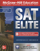 McGraw Hill Education SAT Elite 2021