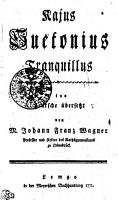Kajus Suetonius Tranquillus PDF
