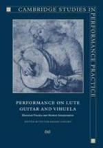 Performance on Lute, Guitar, and Vihuela
