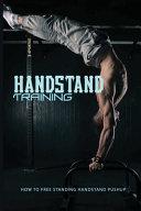 Handstand Training PDF