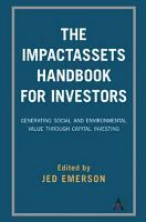 The ImpactAssets Handbook for Investors PDF