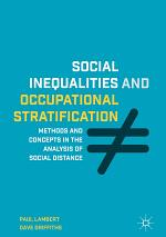 Social Inequalities and Occupational Stratification