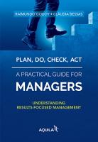 Plan  do  check  act   a practical guide for managers PDF
