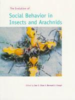 The Evolution of Social Behaviour in Insects and Arachnids PDF