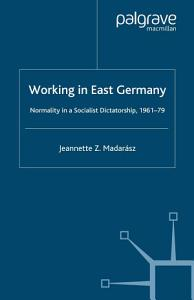Working in East Germany PDF