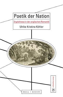 Poetik der Nation PDF