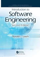 Introduction to Software Engineering PDF