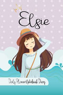 Elsie Daily Planner Notebook Diary