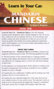 Mandarin Chinese PDF