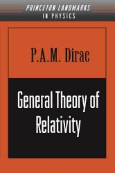 General Theory of Relativity PDF