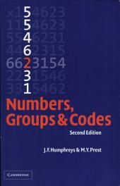 Numbers, Groups and Codes: Edition 2