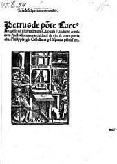 De vita et obitu patris eius Philippi, regis Castellae atque Hispaniae pietissimi