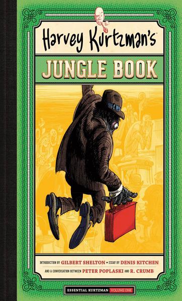 Download Harvey Kurtzman s Jungle Book Book