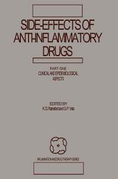 Side-Effects of Anti-Inflammatory Drugs: Part One Clinical and Epidemiological Aspects